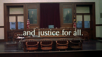...and justice for all. (1979)