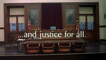 …and justice for all. (1979) Columbia Pictures - blu-ray movie title