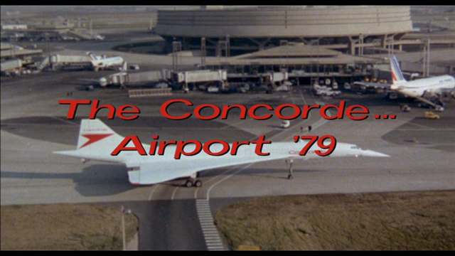 The Concorde... Airport '79 movie title