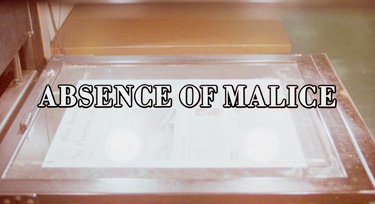 Absence of Malice (1981) Paul Newman - blu-ray movie title