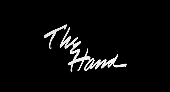 Michael Caine: The Hand (1981) title sequence