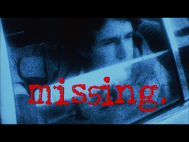 Missing movie trailer title