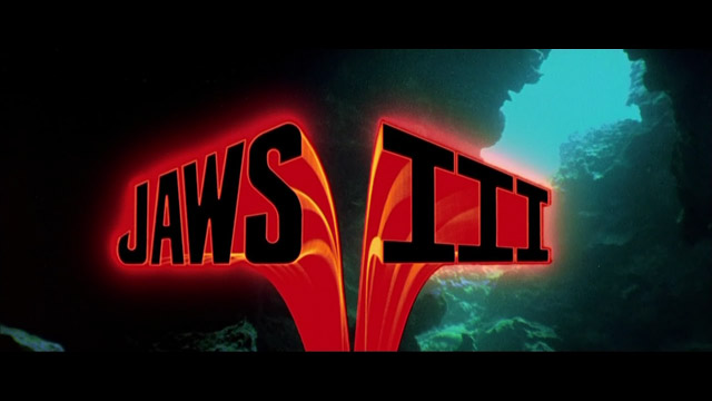 Jaws 3 1983 movie title