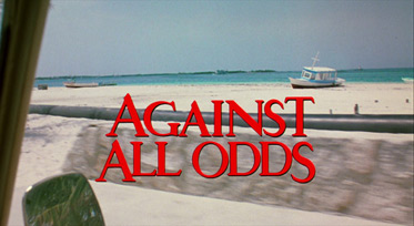 Against All Odds (1984) blu-ray movie title