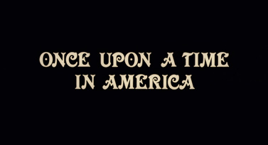 Once Upon a Time in America (1984) Ennio Morricone - Blu-ray movie title