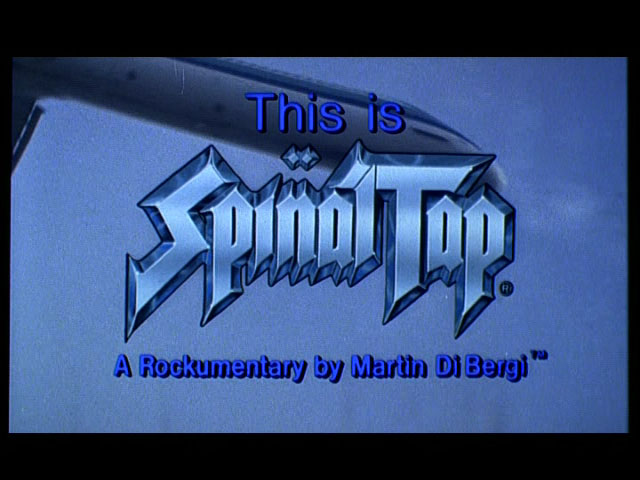 This is spinal tap 1984 movie title