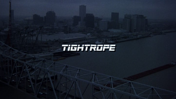 Tightrope (1984) Clint Eastwood - blu-ray movie title