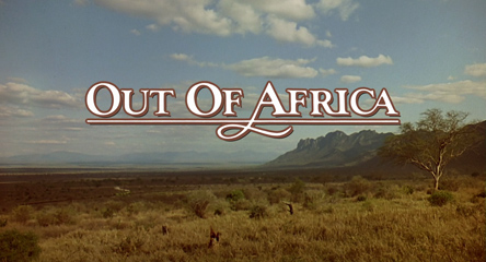Out of Africa (1985) Sydney Pollack