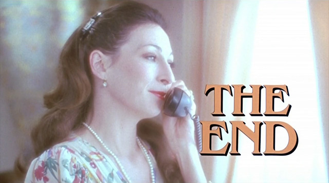 Prizzi's Honor (1985) The End