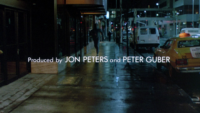 Opening credits u2013 typography ... : vision quest lighting - azcodes.com