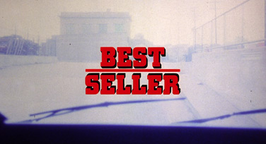 Best Seller (1987) Blu-ray movie title