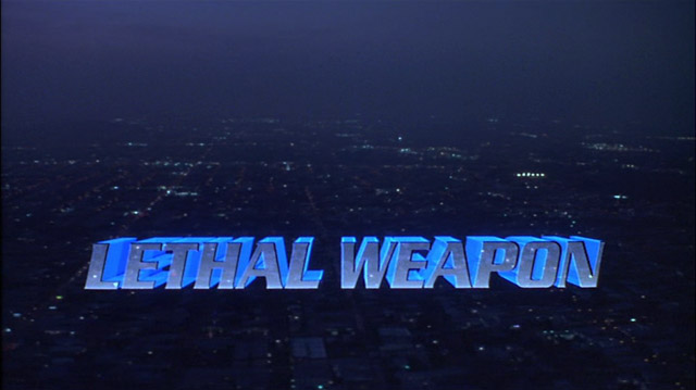 Lethal weapon movie title