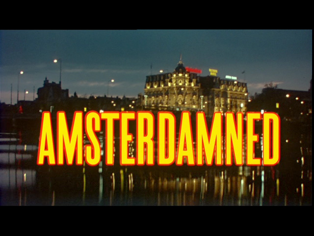 Amsterdamned 1988 film title