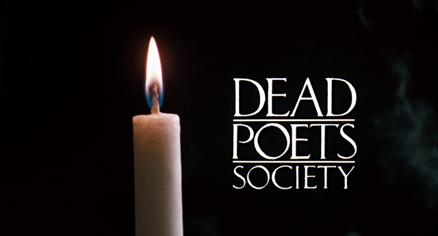Dead Poets Society 1989 Peter Weir