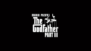 The Godfather: Part III (1990) Francis Ford Coppola - blu-ray movie title