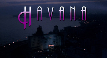 Havana (1990) Phill Norman - title sequence