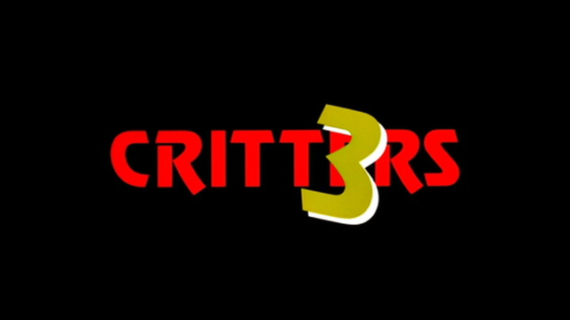 Critters 3 1991 movie title