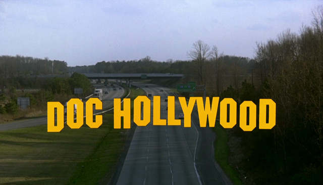 Saul Bass - Doc Hollywood (1991) title sequence