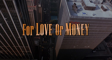 For Love or Money (1993) Wayne Fitzgerald