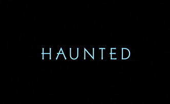 Haunted (1995) American Zoetrope - blu-ray movie title