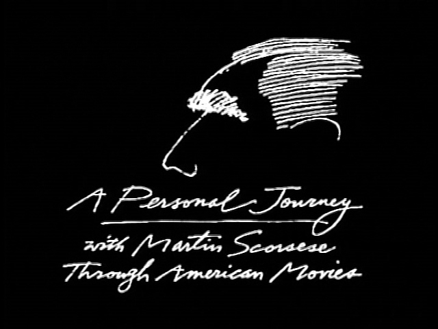Saul Bass A personal journey with Martin Scorsese 1995 title sequence