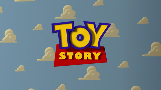 Toy story 1995 movie title