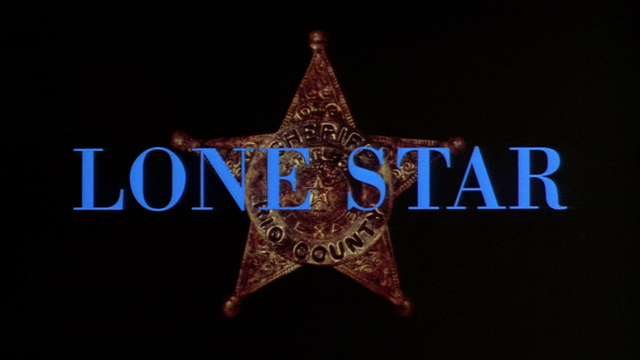 Lone Star 1996 trailer title