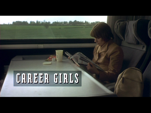 Career Girls 1997 movie title