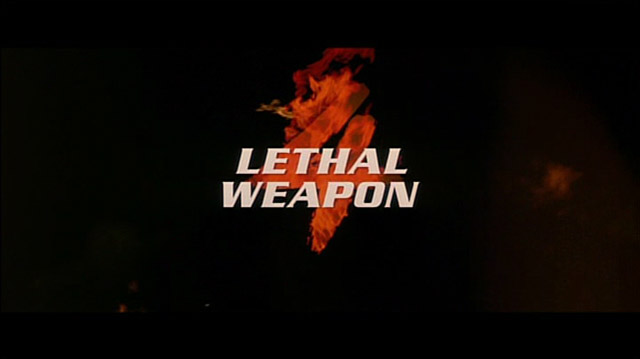 Lethal Weapon 4 movie title