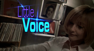 Little Voice (1998) Michael Caine - blu-ray movie title