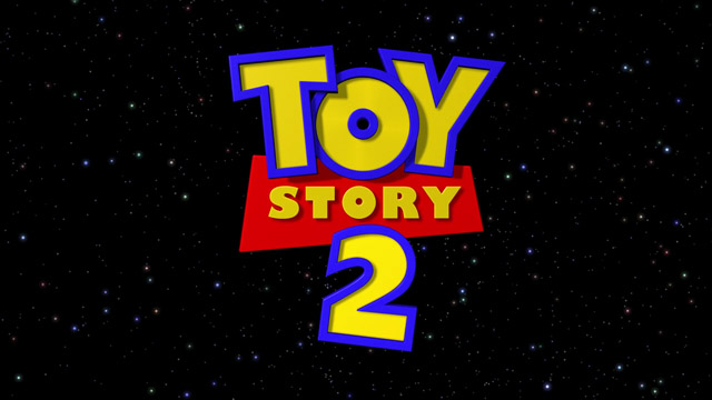 Toy story 2 1999 movie title