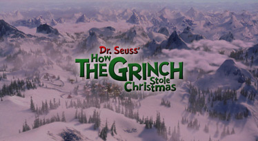 How the Grinch Stole Christmas (2000) Blu-ray movie title