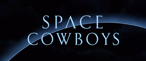 Space Cowboys (2000) Clint Eastwood - blu-ray movie title