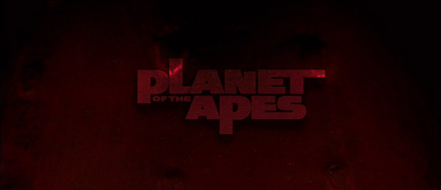 Planet of the Apes 2001 movie title