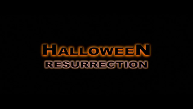 Halloween 8 Halloween: Resurrection 2002 movie title