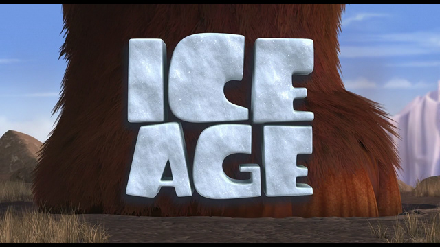 Ice Age 2002 movie title