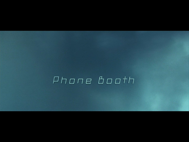 Phone Booth 2002 movie title