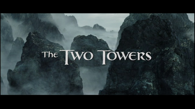 The Two Towers movie title