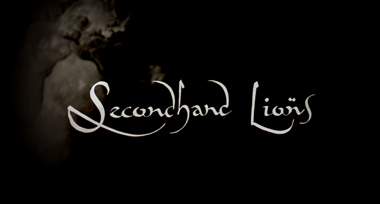 Secondhand Lions (2003) Michael Caine - blu-ray movie title