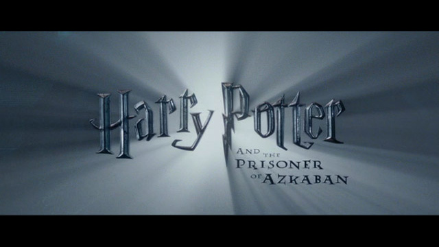 Harry Potter and the Prisoner of Azkaban 2004 movie title