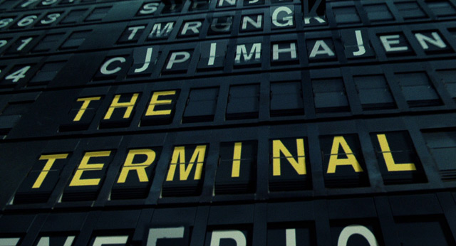 The Terminal 2004 Steven Spielberg