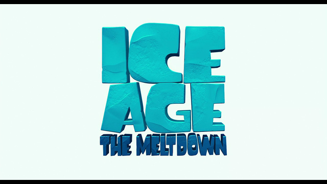 Ice Age: The Meltdown 2006 movie title