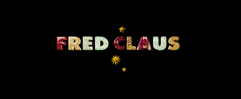 Fred Claus (2007) Blu-ray Christmas movie title