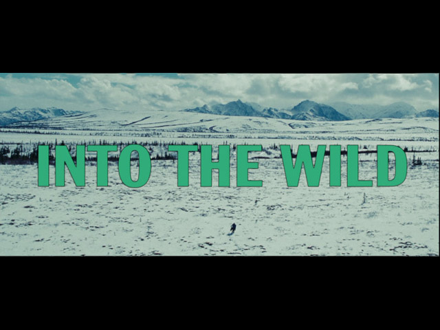 Into the Wild 2007 movie title