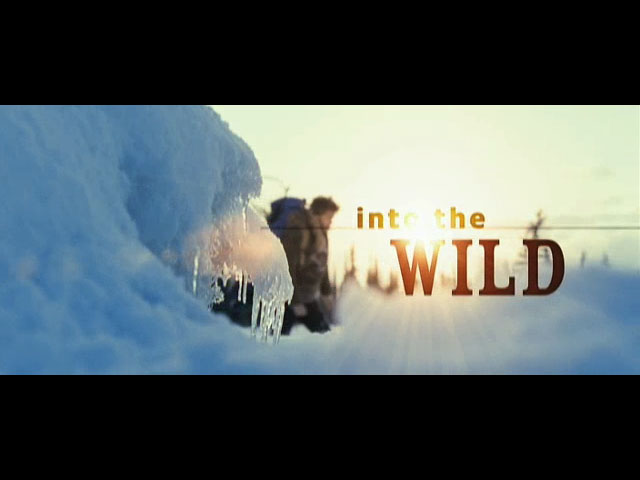 Into the Wild trailer title
