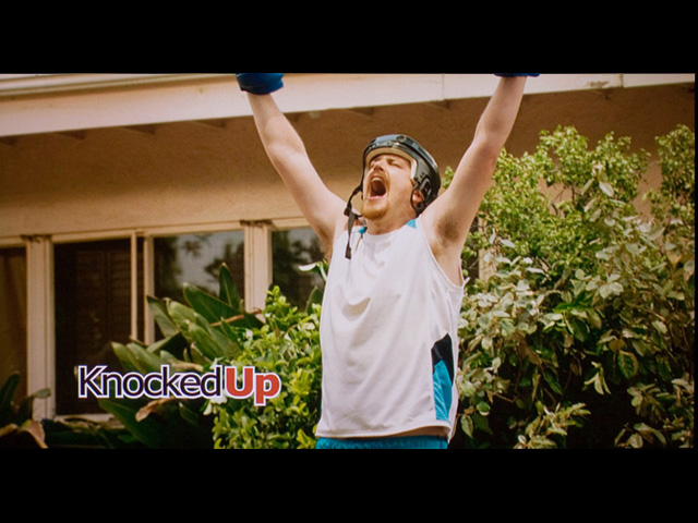 Knocked Up 2007 movie title