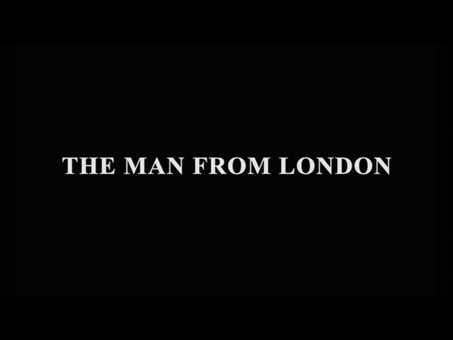 The man from London 2007 movie title