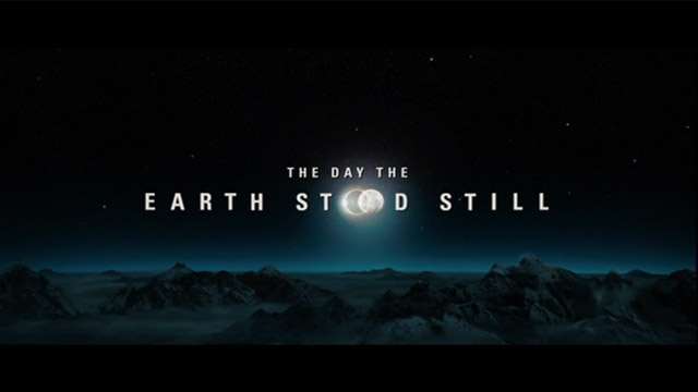 The day the earth stood still 2008 movie title