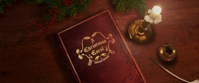 A Christmas Carol 2009 The Movie Title Stills Collection Updates