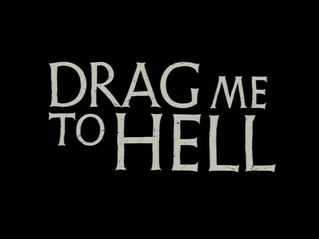 Drag me to hell movie title